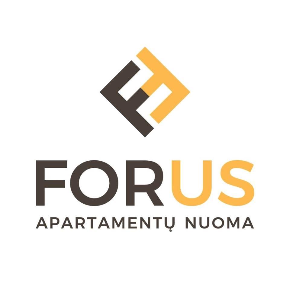 """Nowe """"FORUS"""" apartamenty w lesie sosnowym w pobliżu centrum Sventoji, 400 m od morza"""