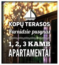 Mieszkania do wynajęcia w Nidzie