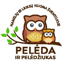 """Drewniane domy w Sventoji  """"Owl and Owlet"""""""