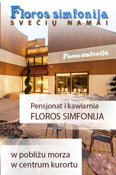 Pensjonat - kawiarnia Floros simfonija