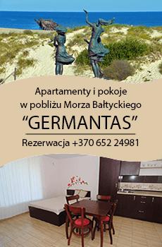 Wakacje w Sventoji Germantas