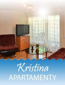 Kristina apartamenty Połąga