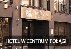 Hotel w Połądze Mūza