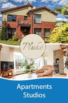 Pluke apartamenty Palanga