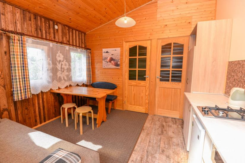Pokoje i domki nad morzem w Sventoji (Litwa) ZUVEDROS - 10