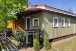 Pokoje i domki nad morzem w Sventoji (Litwa) ZUVEDROS