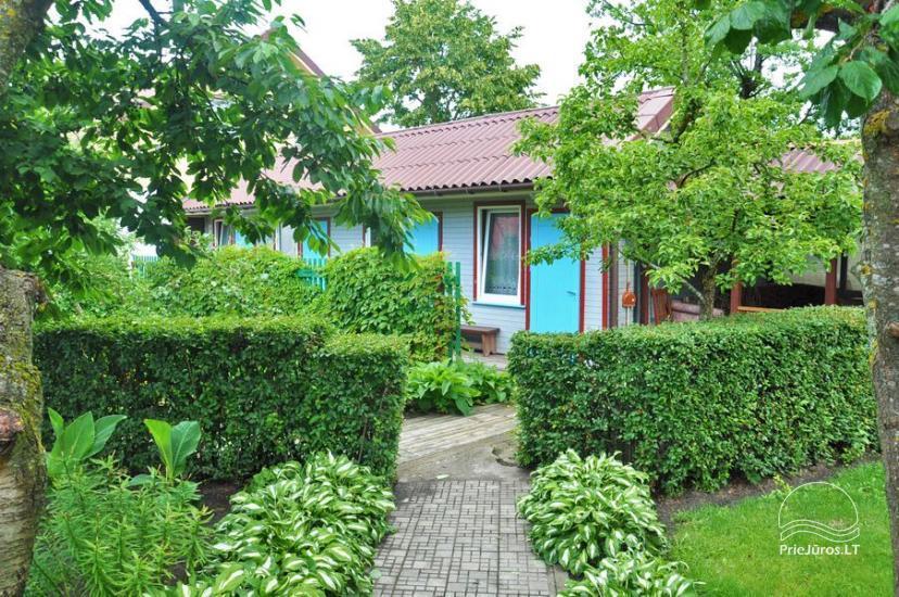 Tanie pokoje do wynajecia w Sventoji w domu prywatnym PRO KASTONA - 16