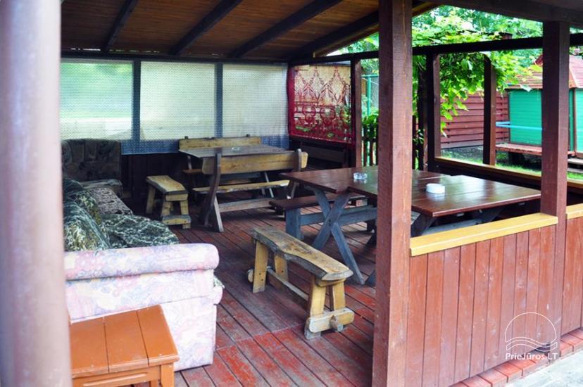 Tanie pokoje do wynajecia w Sventoji w domu prywatnym PRO KASTONA - 15