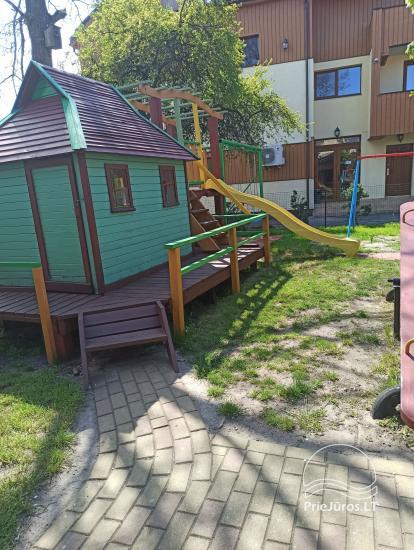 Tanie pokoje do wynajecia w Sventoji w domu prywatnym PRO KASTONA - 31