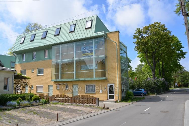 Dwupokojowe mieszkanie w Połądze, na ulicy Valančiaus. Do 200 Lt/ za dobę - 1