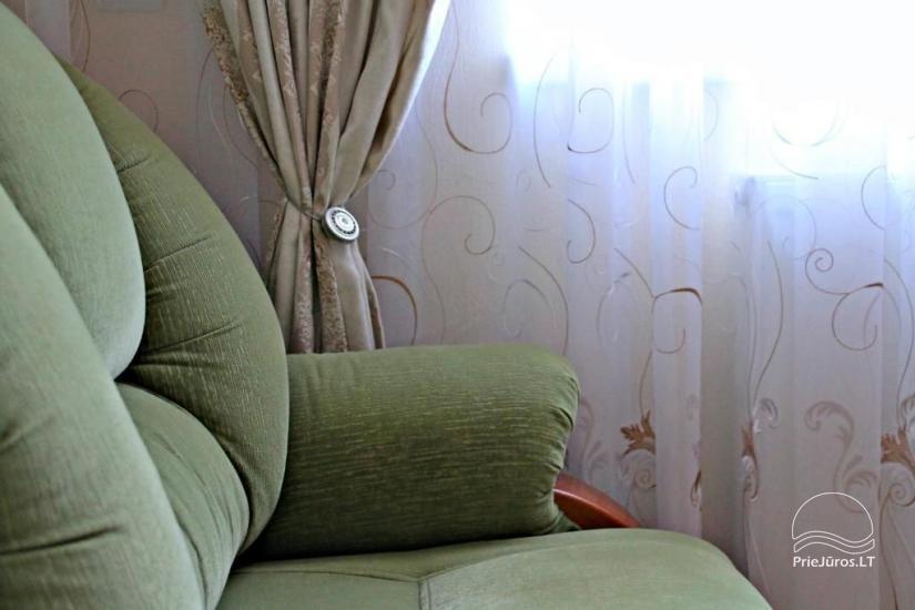 Vila Uosis - przytulny, nowoczesny pensjonat i apartament wakacyjny. - 6