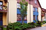 Viktorija - przestronne dwuosobowe apartamenty w Nidzie (w domku lub z osobnym wejściem) - 2