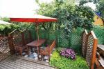Viktorija - przestronne dwuosobowe apartamenty w Nidzie (w domku lub z osobnym wejściem)