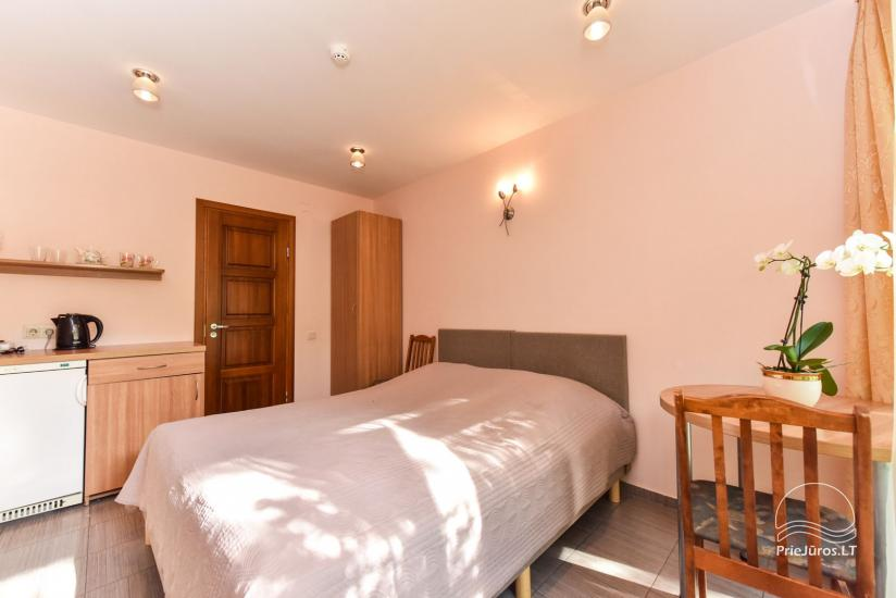 Double room (1 floor, separate entrance)