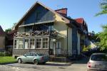 Dom goscinny w Nidzie Inkliuzas, Mierzeja Kuronska, Litwa