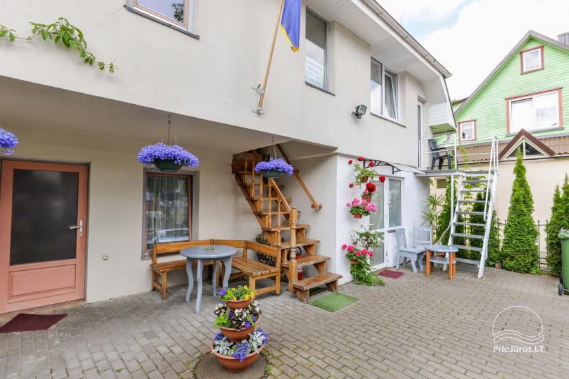 Wynajem apartamentow i pokojow w Poladze Holiday in Palanga - 16