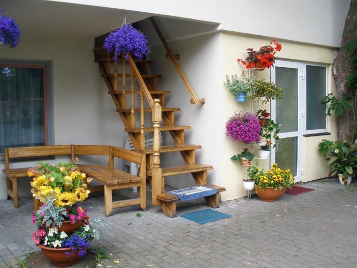 Wynajem apartamentow i pokojow w Poladze Holiday in Palanga - 7