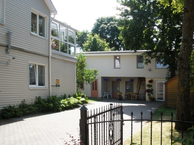 Wynajem apartamentow i pokojow w Poladze Holiday in Palanga - 2