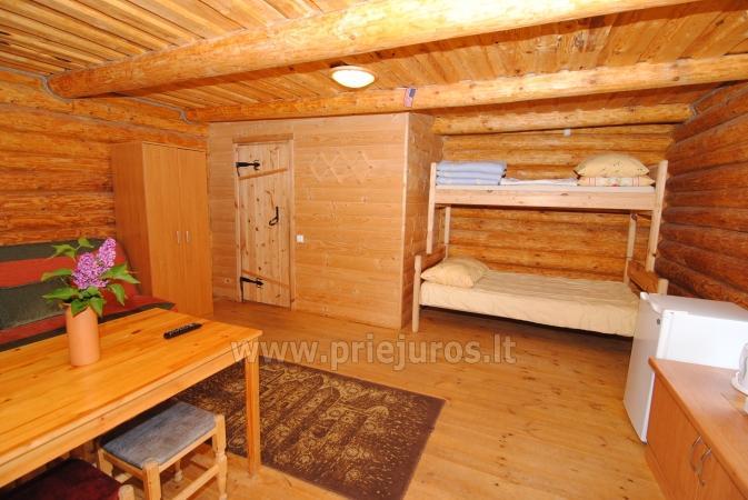 Pokoje do wynajecia w Sventoji nad morzem, Litwa - 2