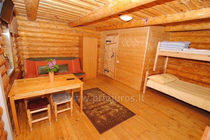Pokoje do wynajecia w Sventoji nad morzem, Litwa