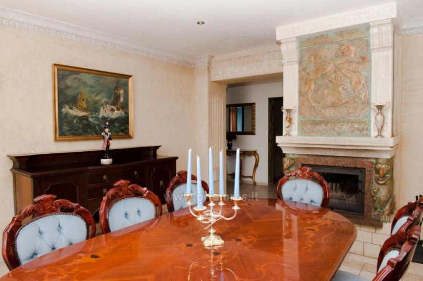 Apartamenty i pokoje w Poladze w prywatnym pensjonacie COLUMBA LIVIA - 1