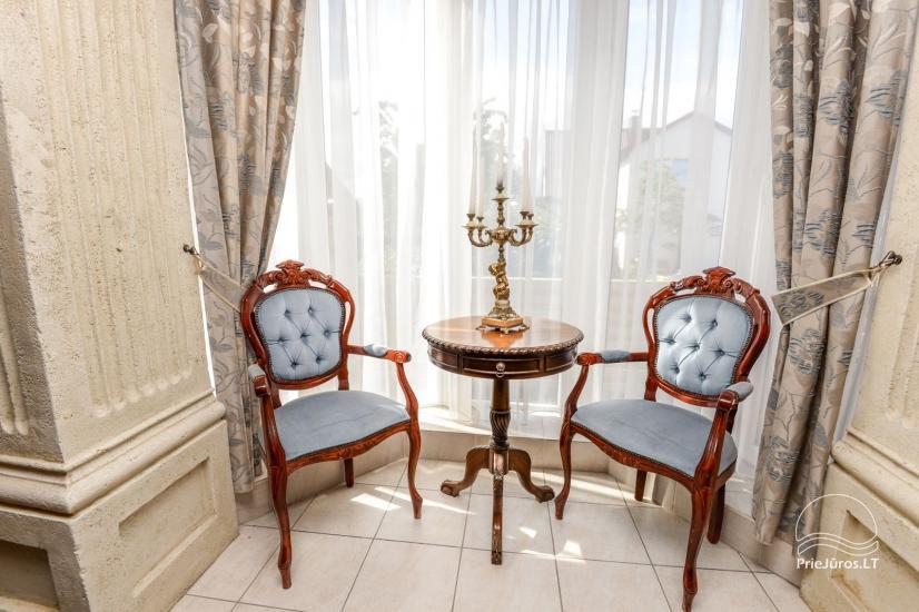 Apartamenty i pokoje w Poladze w prywatnym pensjonacie COLUMBA LIVIA - 8