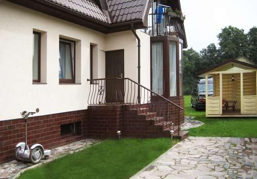 Apartamenty i pokoje w Poladze w prywatnym pensjonacie COLUMBA LIVIA - 3