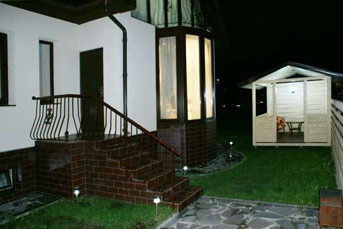Apartamenty i pokoje w Poladze w prywatnym pensjonacie COLUMBA LIVIA - 4