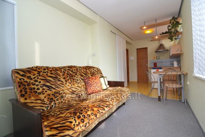 Dwa pokoje mieszkanie