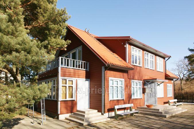 Od 40 Eur Pokoje i małe apartamenty w centrum Połągi - 4
