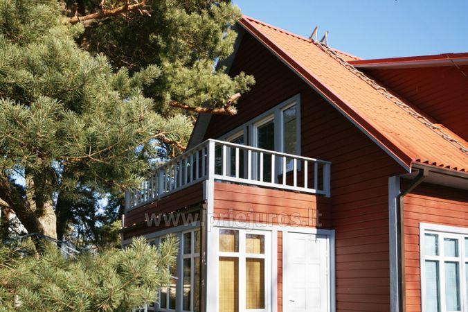 Od 40 Eur Pokoje i małe apartamenty w centrum Połągi - 3