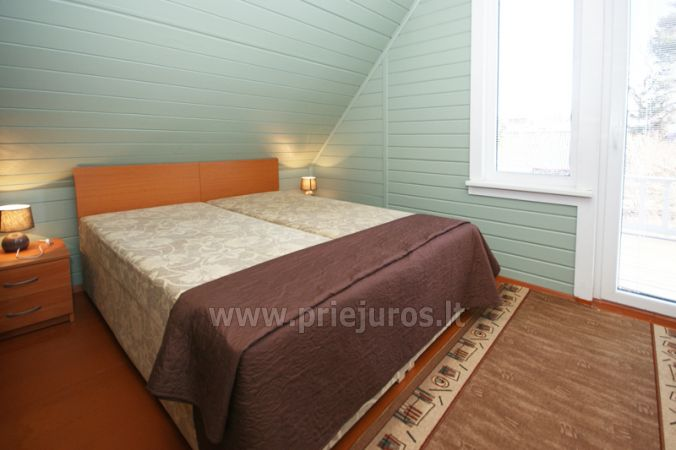 Od 40 Eur Pokoje i małe apartamenty w centrum Połągi - 8