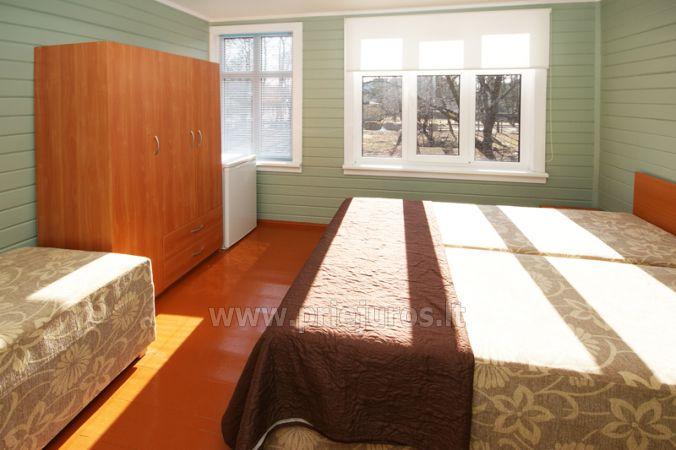 Od 40 Eur Pokoje i małe apartamenty w centrum Połągi - 10