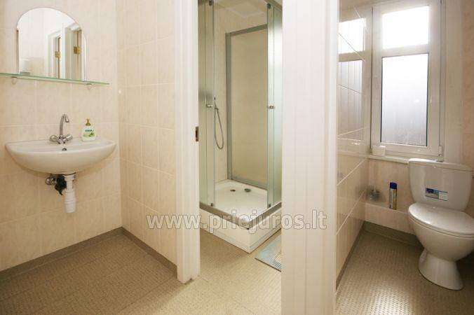 Od 40 Eur Pokoje i małe apartamenty w centrum Połągi - 12