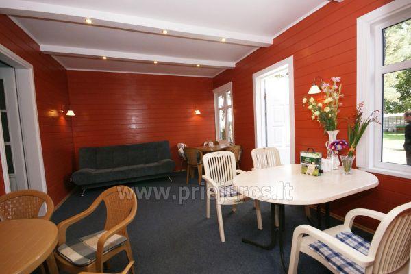 Od 40 Eur Pokoje i małe apartamenty w centrum Połągi - 14