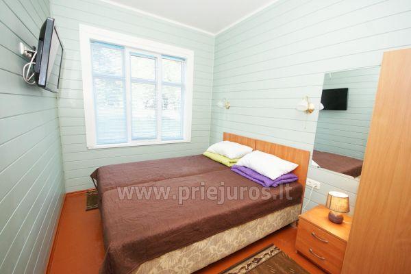 Od 40 Eur Pokoje i małe apartamenty w centrum Połągi - 16
