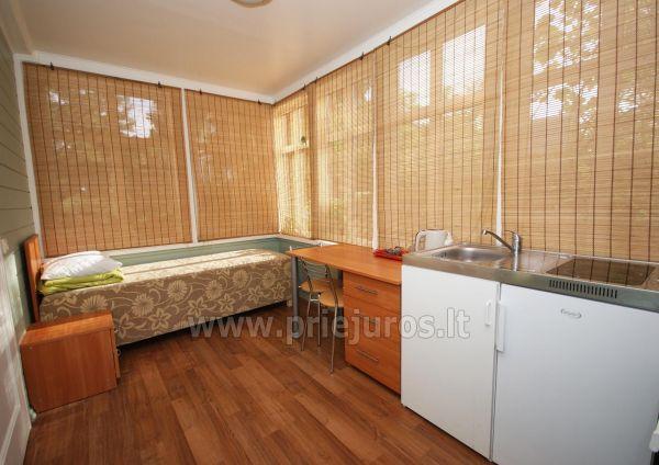 Od 40 Eur Pokoje i małe apartamenty w centrum Połągi - 17