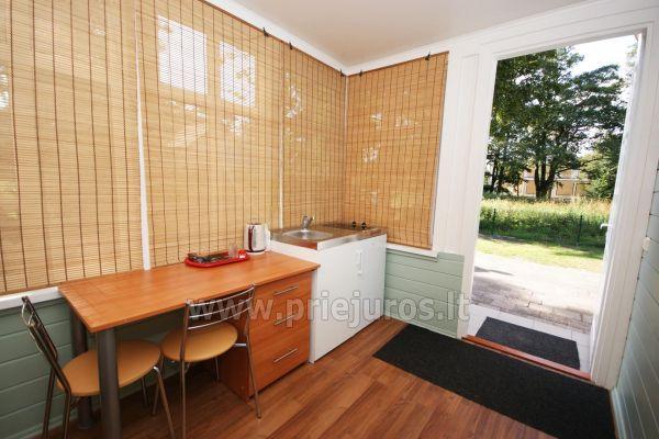 Od 40 Eur Pokoje i małe apartamenty w centrum Połągi - 18