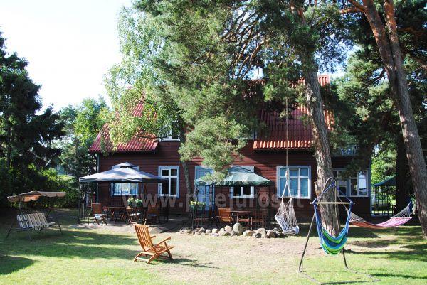Od 40 Eur Pokoje i małe apartamenty w centrum Połągi - 5