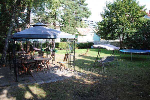 Od 40 Eur Pokoje i małe apartamenty w centrum Połągi - 6