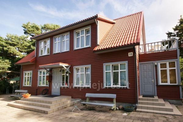 Od 40 Eur Pokoje i małe apartamenty w centrum Połągi - 2
