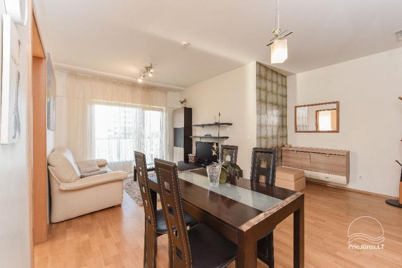 Cottage i 2 pokoje Mieszkanie do wynajęcia w Palanga - 5