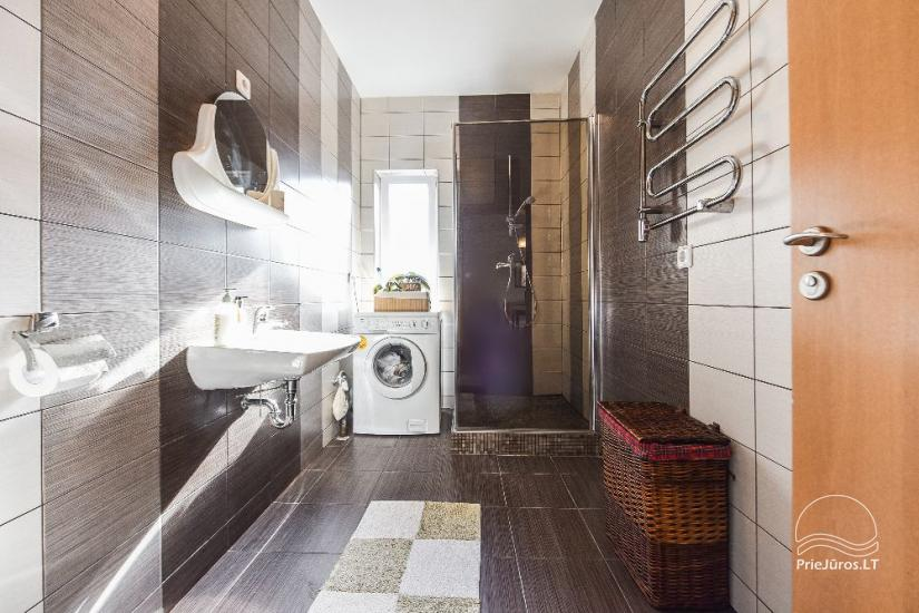 Cottage i 2 pokoje Mieszkanie do wynajęcia w Palanga - 10