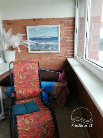 Trzy-pokojowe mieszkanie do wynajęcia w Kłajpedzie - 11