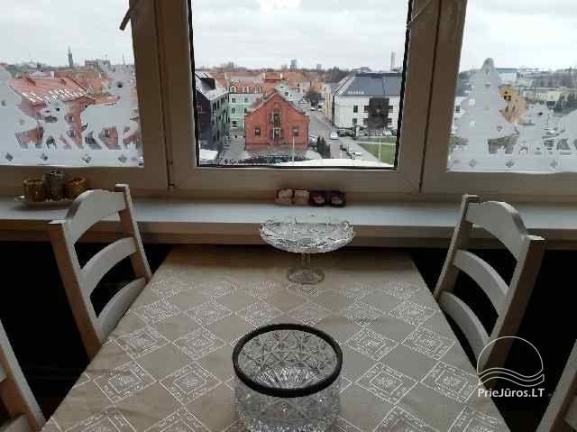 Trzy-pokojowe mieszkanie do wynajęcia w Kłajpedzie - 4