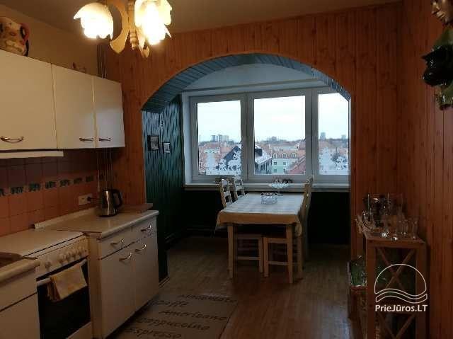 Trzy-pokojowe mieszkanie do wynajęcia w Kłajpedzie - 3