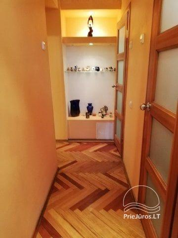 Trzy-pokojowe mieszkanie do wynajęcia w Kłajpedzie - 5