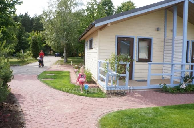Reszta domu Undine w Sventoji. 100m od morza! - 5