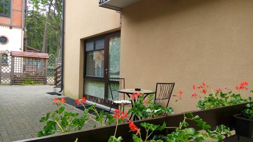 Apartamenty Saules Rezidencija - 10