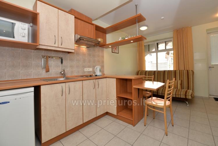 Apartamenty Saules Rezidencija - 23